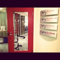 Photo taken at Ogilvy by Andrea R. on 9/28/2012