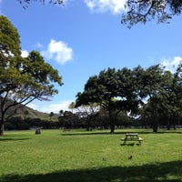 Photo taken at Kapiolani Regional Park by Chelseymango on 3/25/2014