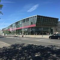 Photo taken at Deutsche Telekom Campus by Alexander on 5/9/2016
