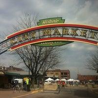 Photo taken at City Market by Moxie on 4/6/2013
