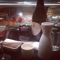 Photo taken at Yoshi Sushi by Coca on 10/14/2012