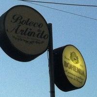 Photo taken at Boteco do Arlindo by zerosa on 11/18/2012