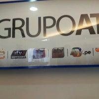 Photo taken at ATV Canal 9 by pepeherrera on 1/5/2016