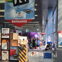 Photo taken at Kids on the Fly, Chicago Children's Museum at O'Hare (ORD) by Steven B. on 8/31/2015