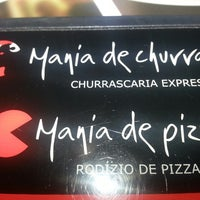 Photo taken at Mania de Churrasco by Johnny S. on 2/24/2013
