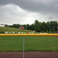 Photo taken at South Orangetown Little League by Anthony R. on 7/2/2013