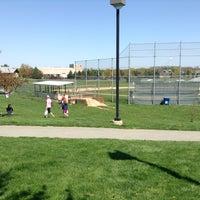 Photo taken at West Goshen Community Park by K on 4/27/2013