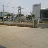 Photo taken at Kawasan Industri Delta Silicon 3 Lippo Cikarang by Christina W. on 10/11/2012
