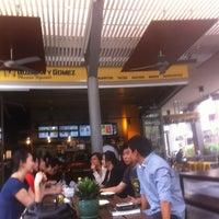 Photo taken at Guzman y Gomez by Chris D. on 11/18/2012