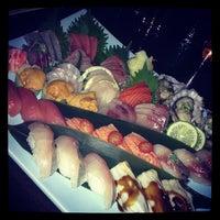 Photo taken at Ki Sushi by Mika T. on 4/26/2013