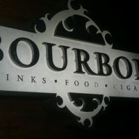 Photo taken at Bourbon Bar by Hellias on 9/27/2012