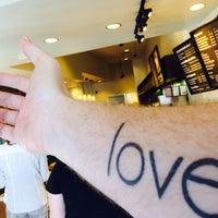 Photo taken at Starbucks by Harold i K. on 10/1/2013