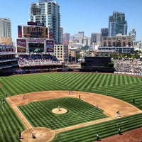 Photo taken at Petco Park by Joie K. on 7/14/2013