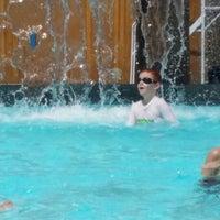 Photo taken at Roaring Springs Water Park by Chris on 8/1/2014
