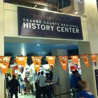 Photo taken at Orange County Regional History Center by Tim V. on 10/27/2012