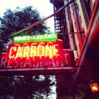 Photo taken at Carbone by Montana T. on 6/21/2013
