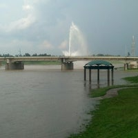 Photo taken at RiverScape MetroPark by Andrew D. on 7/9/2013
