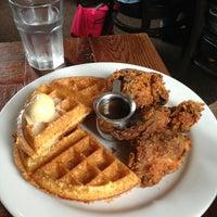 Photo taken at Brown Sugar Kitchen by Noah J. on 7/27/2013