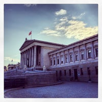 Photo taken at Parlament by Philipp on 3/25/2013