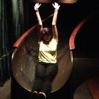 Photo taken at Slide by Marisa F. on 5/25/2013
