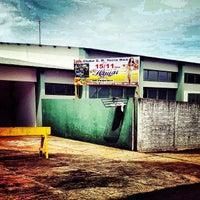 Photo taken at Clube Social e Recreativo De Terra Boa by Jhonathan N. on 10/1/2014