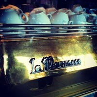 Photo taken at Lamill Coffee Boutique by ryan on 1/13/2013