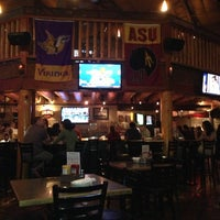 Photo taken at Four Peaks Grill & Tap by Joseph on 10/18/2012