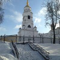 Photo taken at Владимир by Konstantin on 3/8/2013