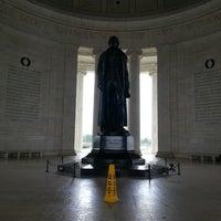 Photo taken at Thomas Jefferson Memorial by Alena on 4/29/2013