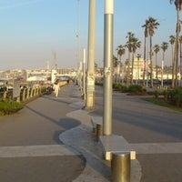 Photo taken at La Corniche de Casablanca by Marouane M. on 11/20/2012