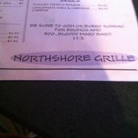 Photo taken at NorthShore Grille by David D. on 10/13/2012