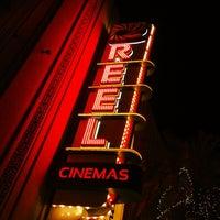 Photo taken at Reel Cinemas by Kostik on 3/9/2013