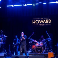 Photo taken at The Howard Theatre by Darroll S. on 3/31/2013