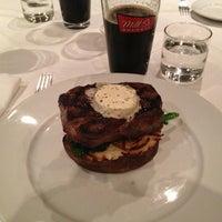 Photo taken at Trib Steakhouse by Ryan on 5/29/2013