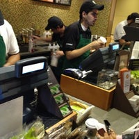 Photo taken at Starbucks by MD I. on 10/20/2012