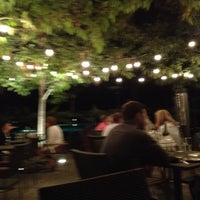 Photo taken at Solbar at Solage Calistoga by Julia 🌴 on 9/19/2012
