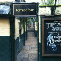 Photo taken at The Turf Tavern by Sudhir K. on 11/7/2012