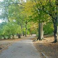 Photo taken at Van Cortlandt Park by Deepak V. on 10/20/2012