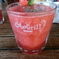 Photo taken at Cabo Grill by Paola S. on 5/6/2013