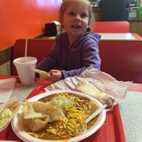 Photo taken at Taco Town by Dan G. on 2/11/2015