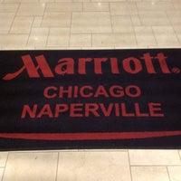 Photo taken at Chicago Marriott Naperville by Oleg on 11/16/2012