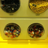 Photo taken at The LEGO Store by M.J. R. on 8/18/2012