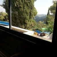 Photo taken at Pichonka by Moshe G. on 10/7/2012