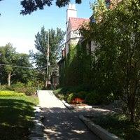 Photo taken at Beta Theta Pi by Grant H. on 9/25/2012