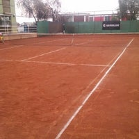 Photo taken at Federación de Tenis de Chile by Julio G. on 6/22/2014