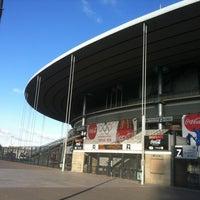 Photo taken at Stade de France by Julien on 10/27/2012