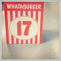 Photo taken at Whataburger by Taylor on 5/20/2013