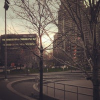 Photo taken at Rosa Parks Circle by Uirá E. on 11/19/2012