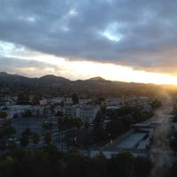 Photo taken at Hilton Los Angeles North/Glendale & Executive Meeting Center by Anthony D. on 2/8/2013