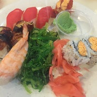 Photo taken at NJ Buffet: Hibachi Grill And Sushi by Mike on 8/26/2016